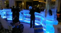 Hotel Adlon Silvester-Eisbar