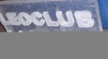 Leoclub-Logo auf Eis_7