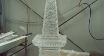 Eisfigur Berliner Funkturm_1
