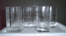 Eiswürfel & Crushed Ice