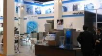 Messe-Eisdekoration Winterhalter