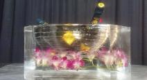 Sektkübel - Orchideenschale Ritz Carlton Wolfsburg_4